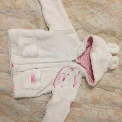 Children's blouse plush