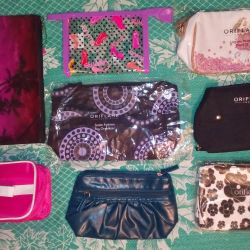 Cosmetic bags Oriflame