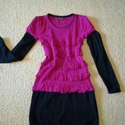 Φορέστε το τανίκ (44-46). Ζεστά ρούχα
