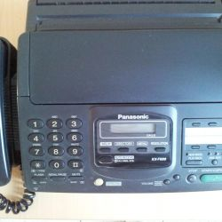 Факсимильный аппарат Panasonic KX - F680