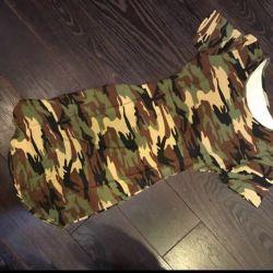 rochie de femei militare