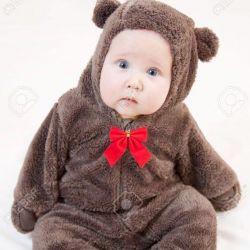 Suit Teddy Bear