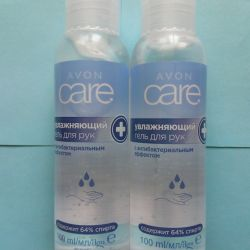 Hand gel with antibacterial effect 100ml