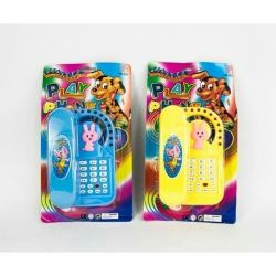Children's phone with buttons