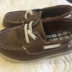 Moccasins shoes for the boy