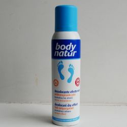 BODY NATUR Foot Antiperspirant Deodorant