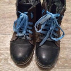 Winter or demi-season boots, 29 sizes