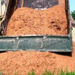 Duvar ve sıva için TYRSA - damperli kamyon teslim