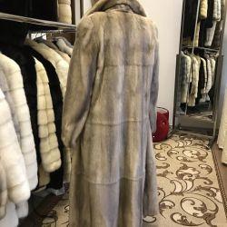 Mink coat Chipped ice 46/48