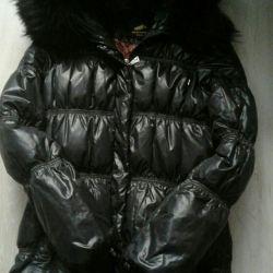 Jacheta în jos.