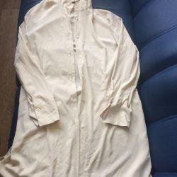 Gömlek elbise tuniği