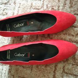Gabor shoes original p.38 Austria, suede