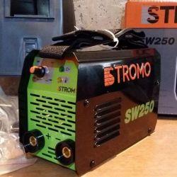 Μηχανή συγκόλλησης Stromo SW250 Νέα