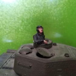 Military miniature 15