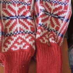 Papuci de șosete Scandinavia plus un cadou