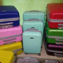 Polycarbonate Suitcases