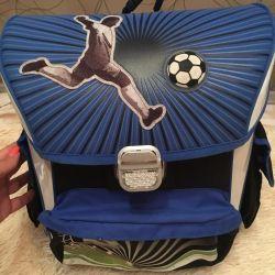 Schoolboy satchel. 🎒