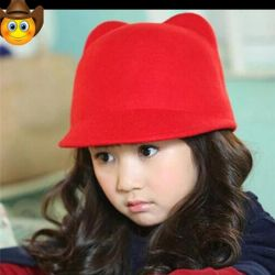 New hat for girls.