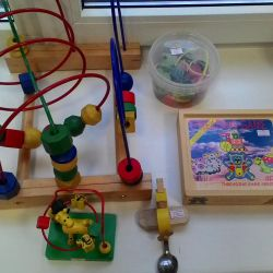 Jucarii pentru copii din lemn