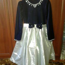 Festive dress for girls 9-12 years