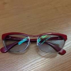 Glasses with diopters