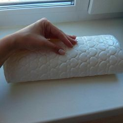 Manicure pad