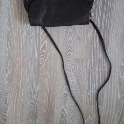 Νέα τσάντα cross body (δέρμα)
