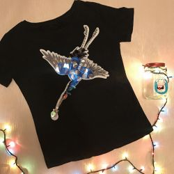 T-shirt yeni