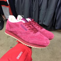 Winter Reebok Sneakers