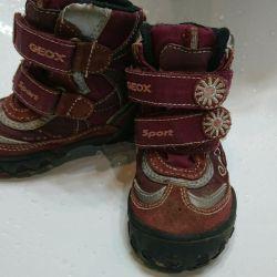 Μπότες για την πριγκίπισσα Geox 21