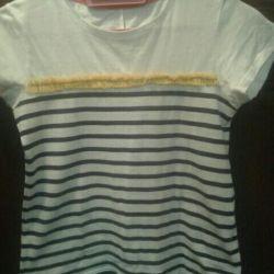 Μπλουζάκι με λωρίδες