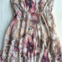 New chiffon dress