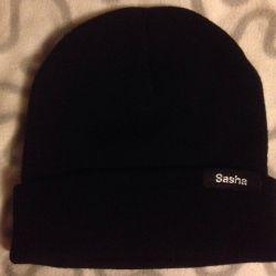 Женская шапка Саша Спилберг