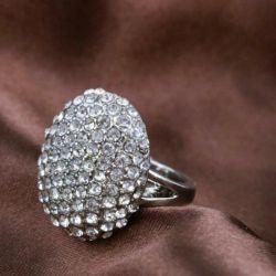 Yeni bir kadın yüzüğü (7 beden) satacağım