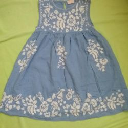 Dress 100% cotton