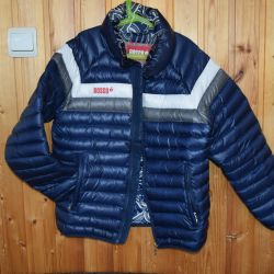 Children's down jacket Bosco