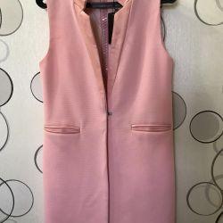 New elongated vest