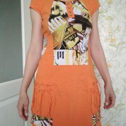 Платье летнее новое р-р 46-48