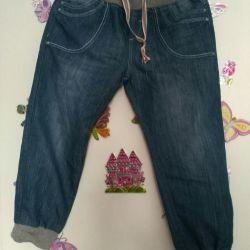 Укороченые джинсы ф м 29