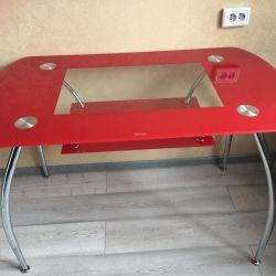 Yemek masası camı (yeni)