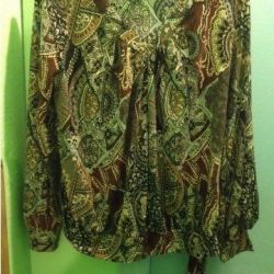 Блуза фирма Fairfaery размер 56-58