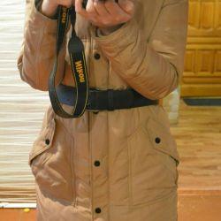 Bershka jacket coat