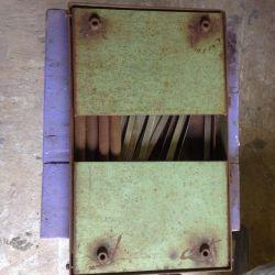 Πτυσσόμενο μπάρμπεκιου + σουβλάκι n / steel 12 τεμάχια