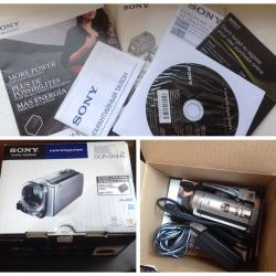 Cameră Sony DCR-SX44