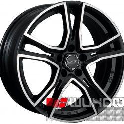 Колесные диски OZ Racing Adrenalina 8x17 PCD 5x114.3 ET 40 DIA 75.00 Matt Black + Diamond cut