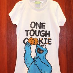 Sesame Street S 42-44 T-shirt