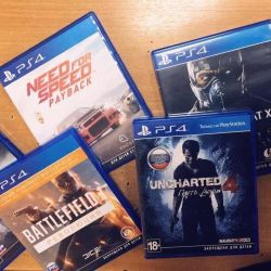 Games for SonyPlayStation