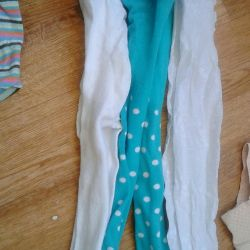 Children's tights,, 100 rub. for all