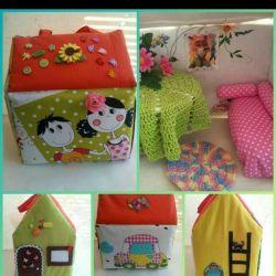Handbag house