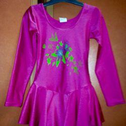 New Dance Dresses 2 Pieces - Blue, Pink